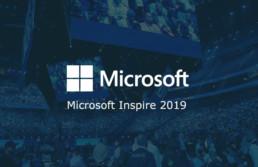 Microsoft-Inspire 2019