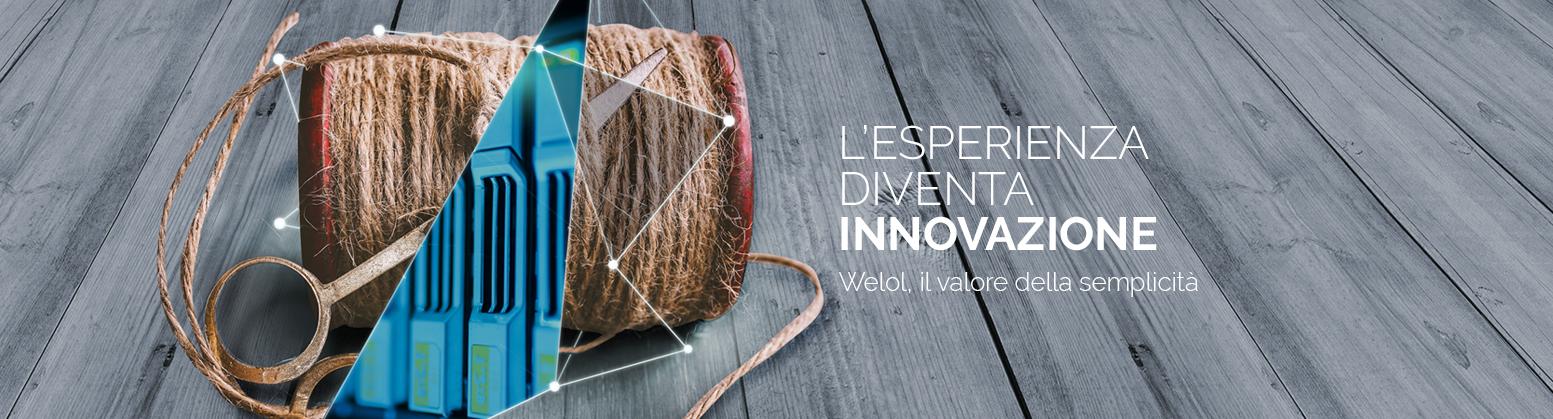 L'esperienza diventa innovazione
