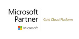 LOGO GoldCloudPlatform MICROSOFT PARTNER