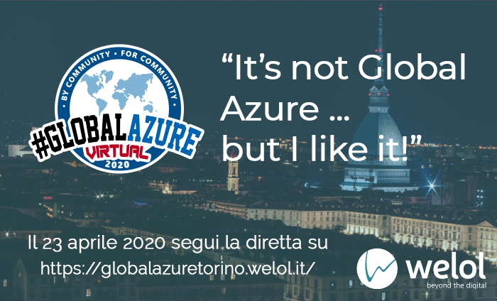 Global Azure Virtual Torino