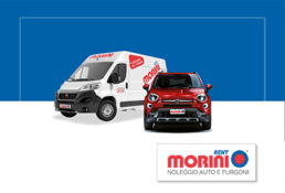 Morini Rent Noleggio auto e furgoni