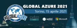 Global Azure 2021 Welol Torino Microsoft